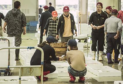 天草漁業協同組合 本渡支所